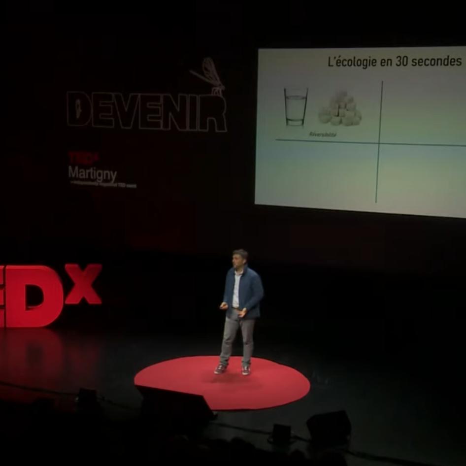 TEDx Martigny - Marc Muller